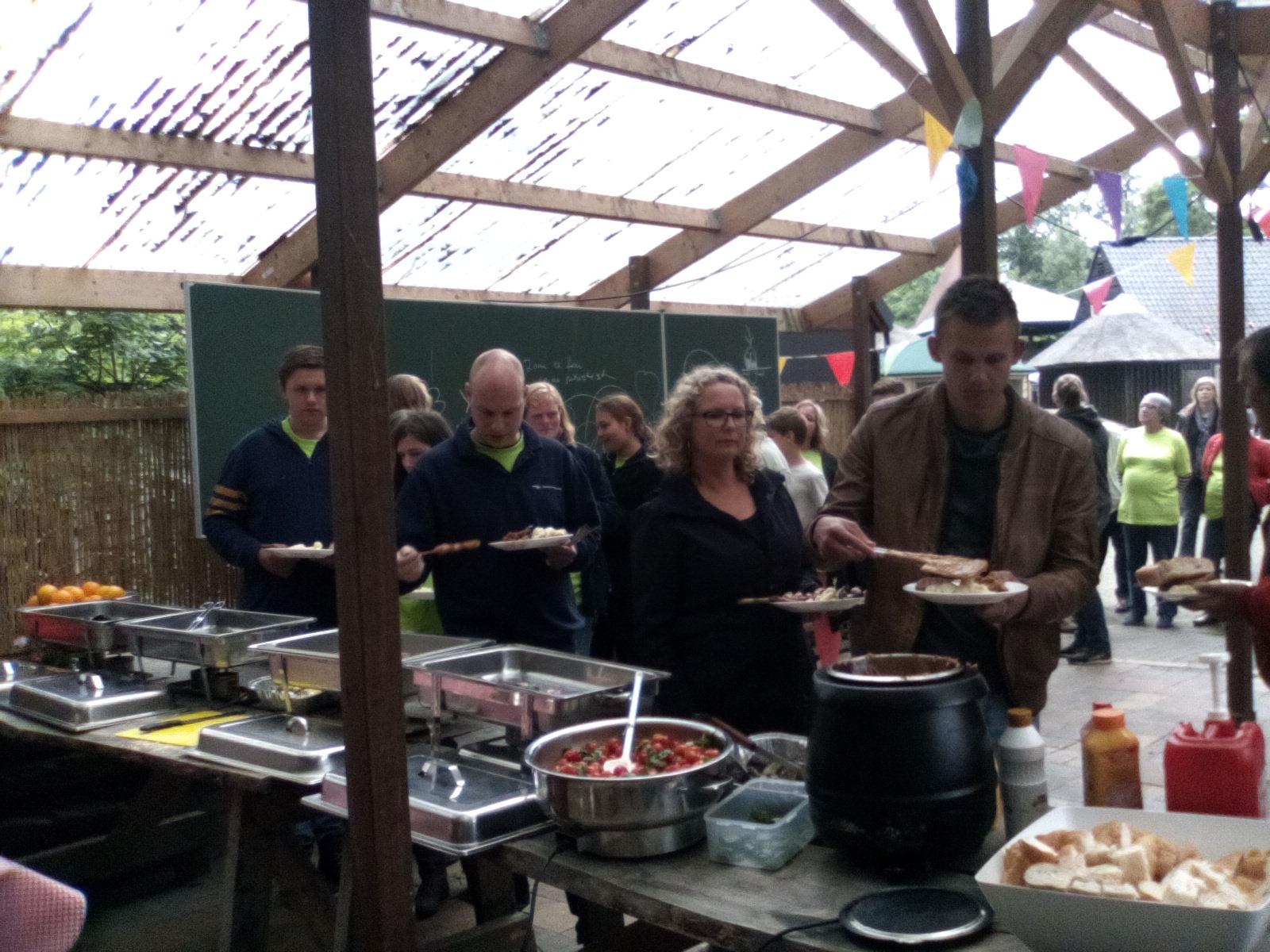 Catering Boerderij de kooi, Rotterdam