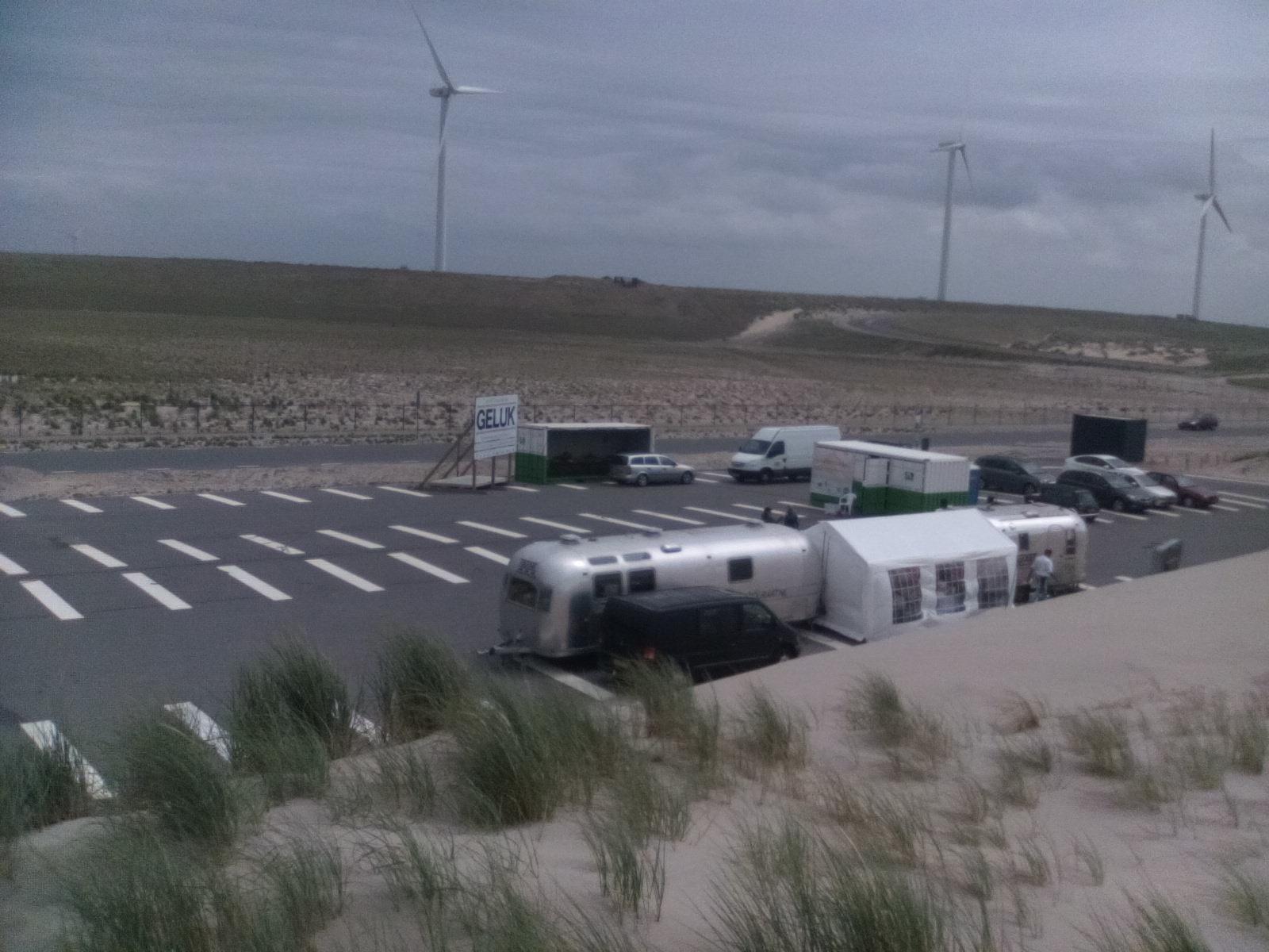 Pop-up Horeca Camping onbestemd Maasvlakte 2